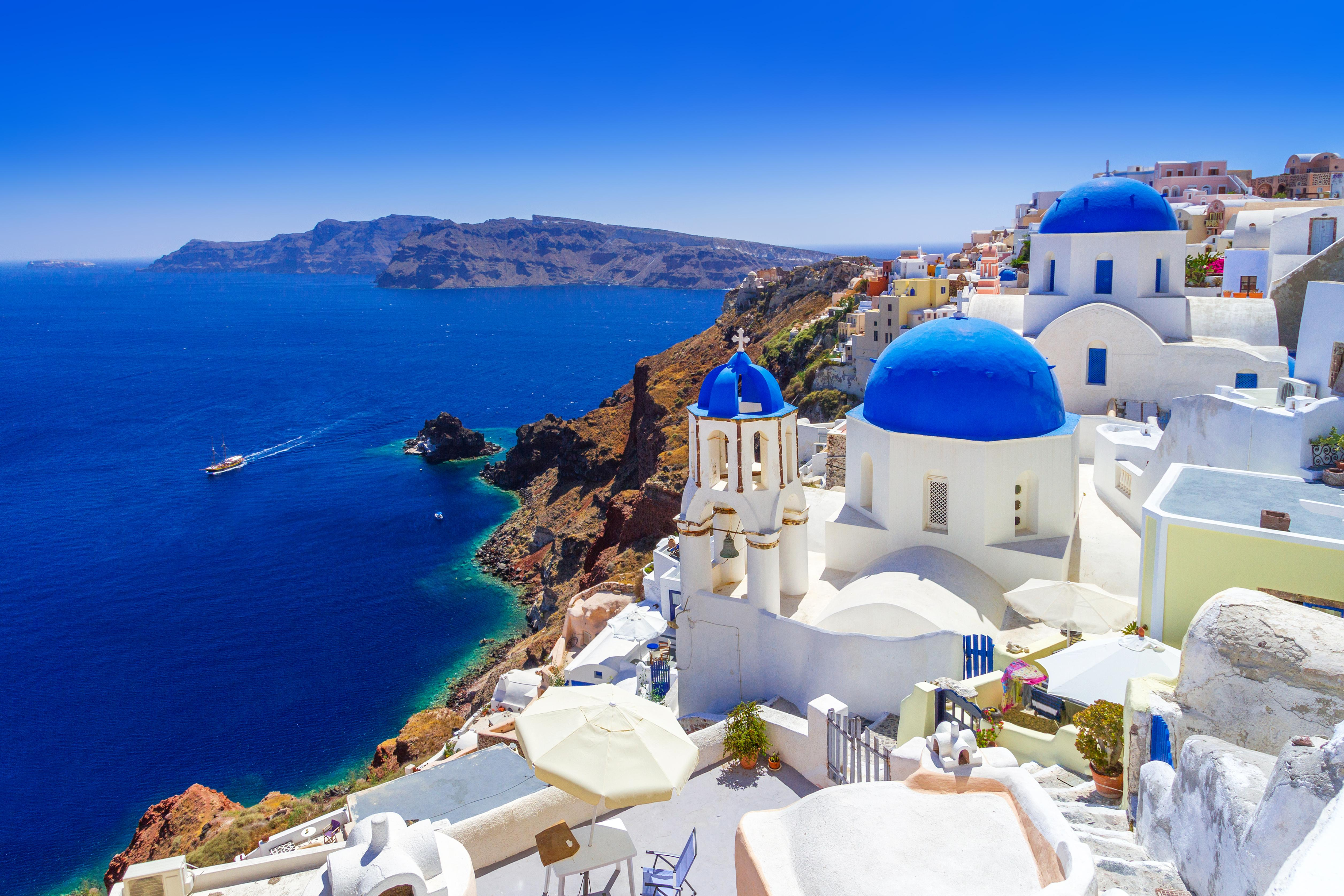Greece Tours Vacation Packages