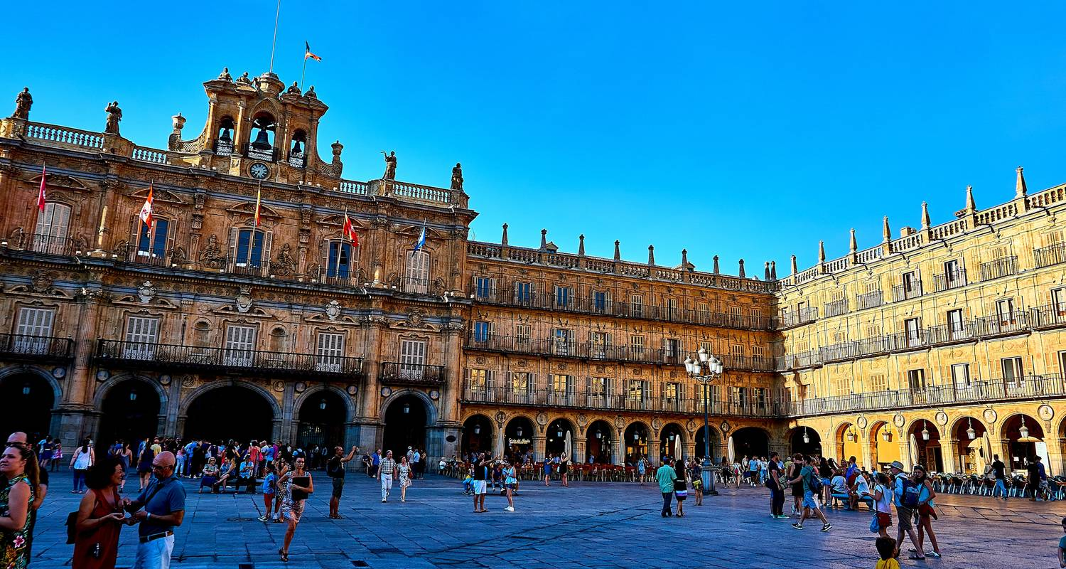 Porto, the Douro Valley (Portugal), and Salamanca (Spain) - CroisiEurope River Cruises