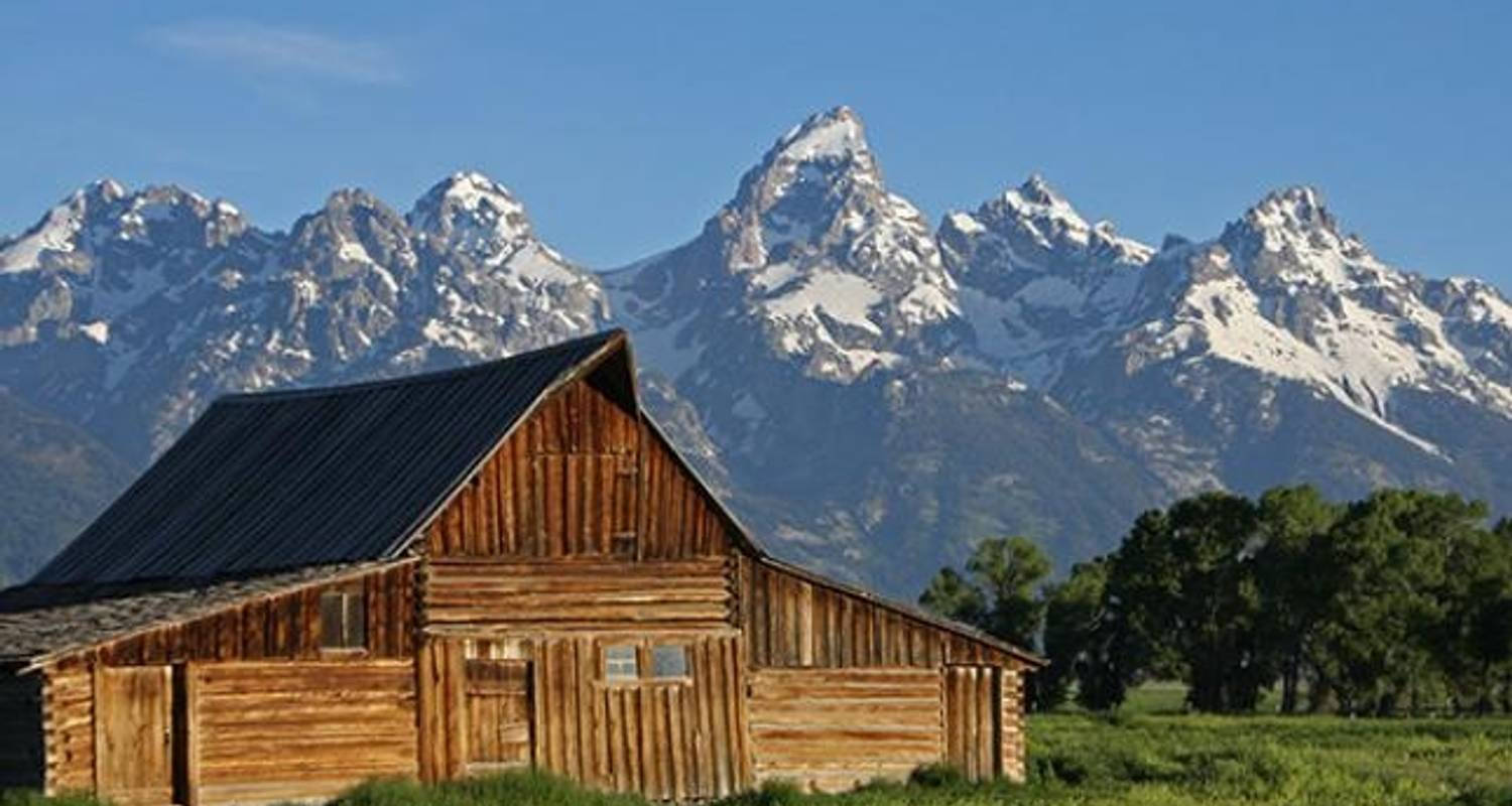 Yellowstone And Teton In-depth - Grand American Adventures
