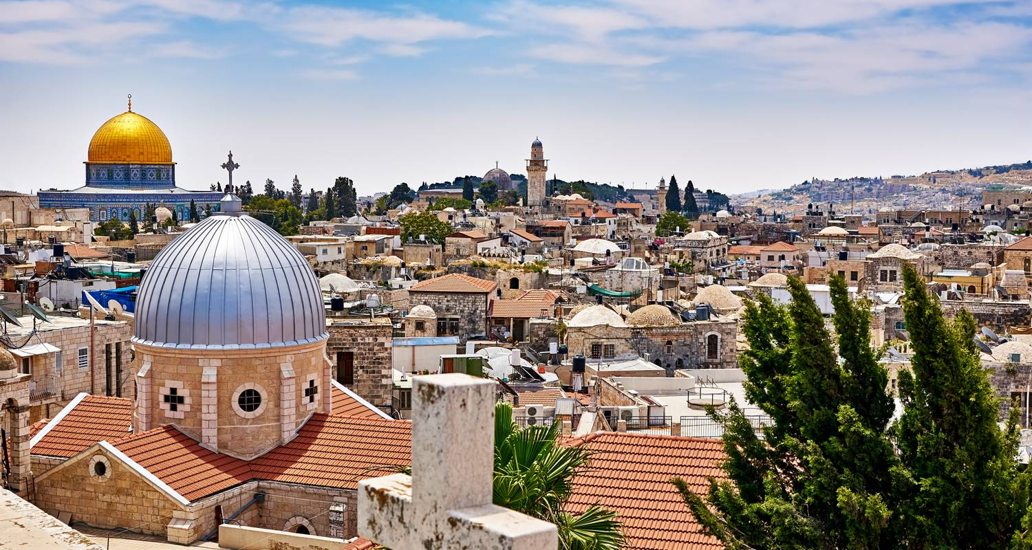 Classical Israel Tour Package, 8 Days - Bein Harim Tourism Services