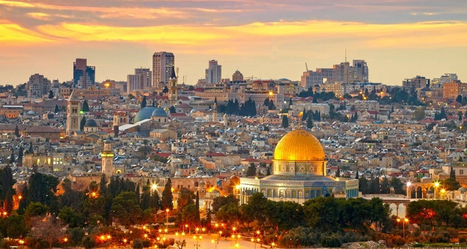 Classical Israel Tour Package, 10 Days - Bein Harim Tourism Services