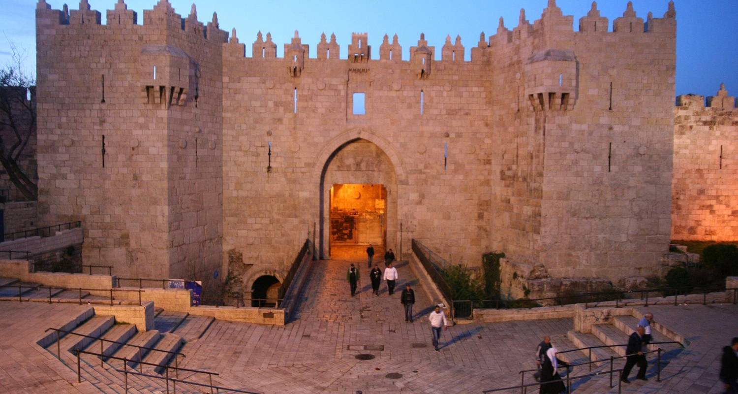 Christian Israel Tour Package, 5 Days - Bein Harim Tourism Services