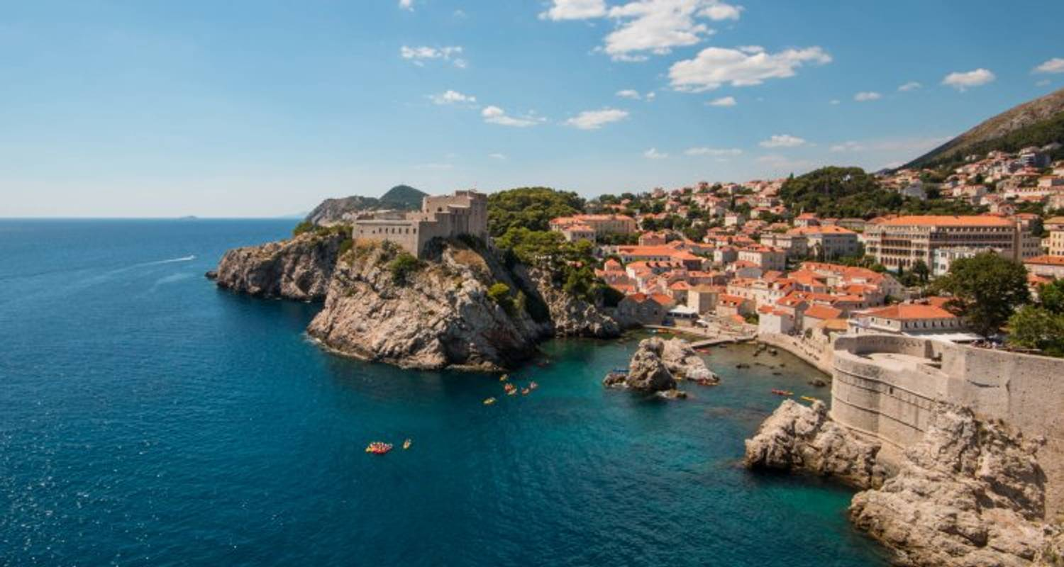 Croatia Discovery Cruise Land Tour From Dubrovnik To Zagreb By Nature Trips With 1 Tour Review Code 147393 Tourradar
