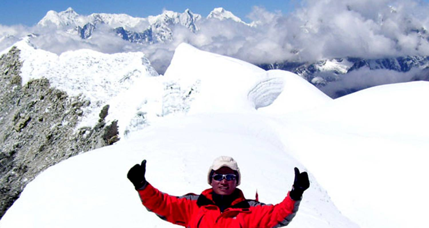 Everest Base Camp with Island Peak - Apex the Asia Holiday Pvt Ltd