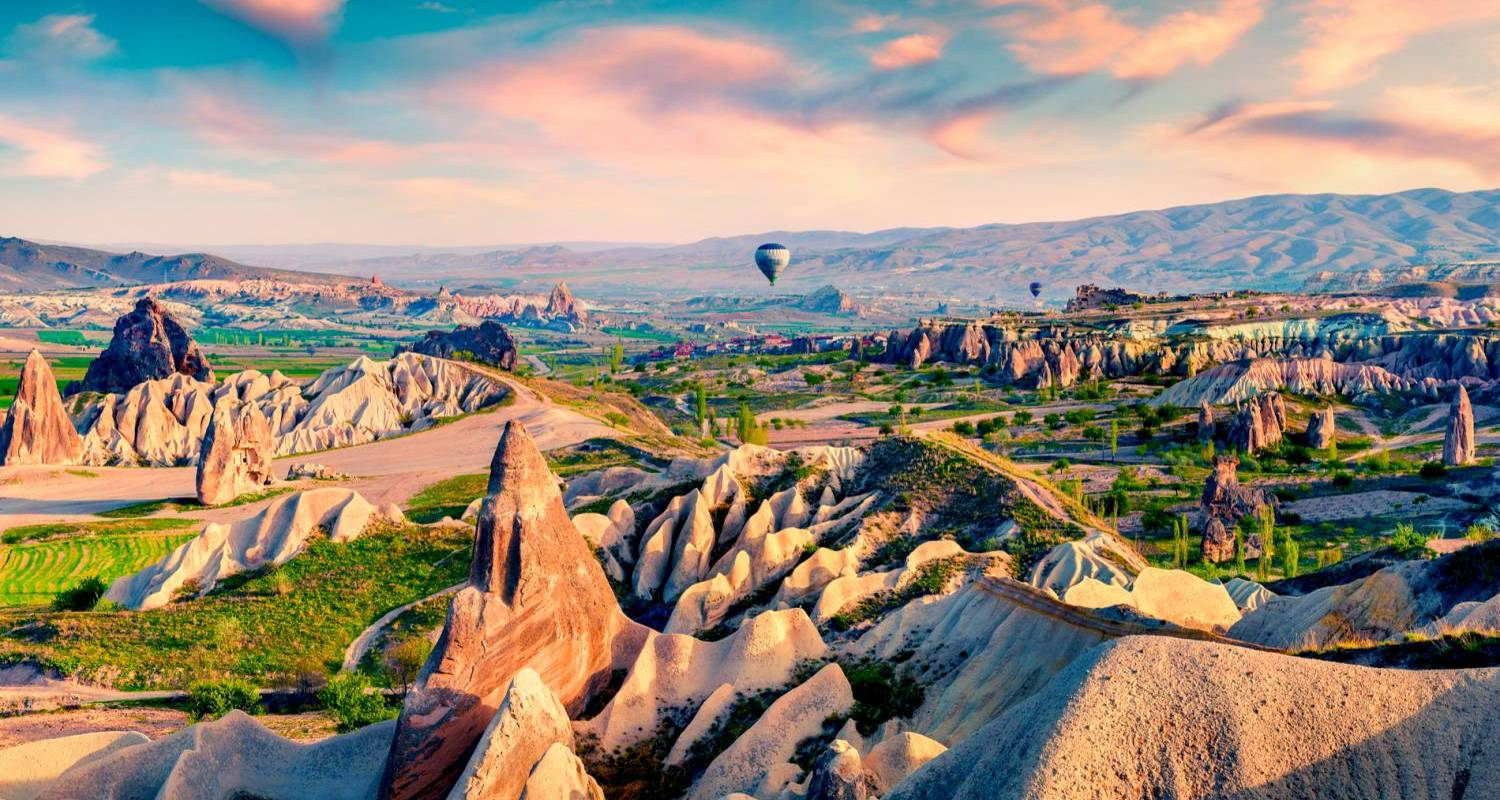Fairy Trails of Cappadocia - The Natural Adventure Company