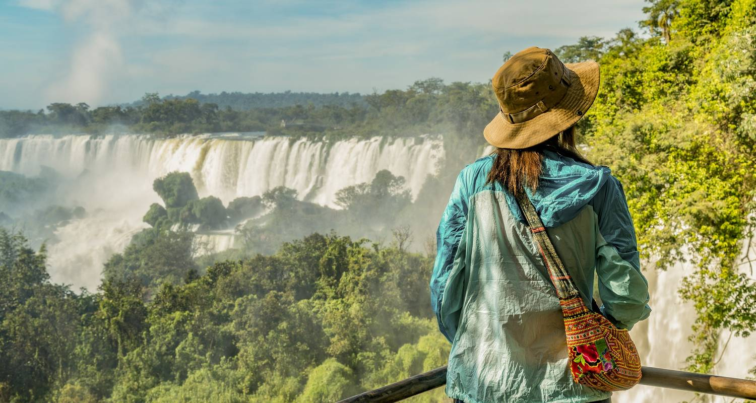 From Buenos Aires to the Jungle & falls - Say Hueque Argentina & Chile Journeys