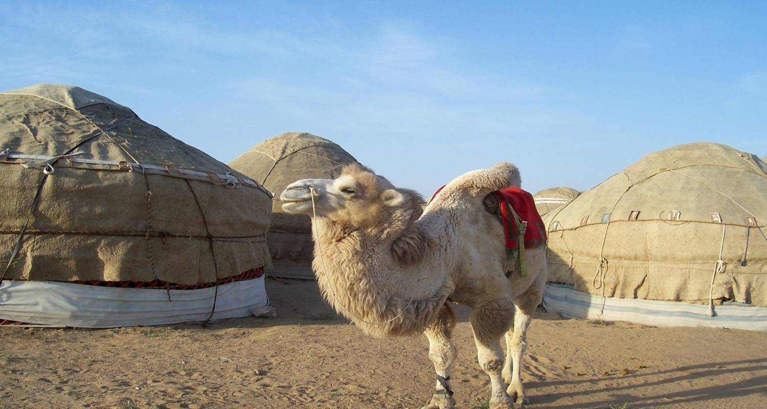 On the Footsteps of the Silk Road - Silk Road Destinations