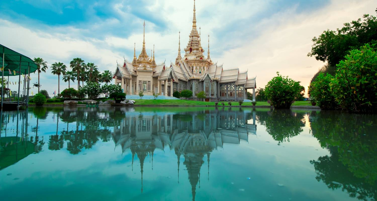 Temples of Thailand & Cambodia - Back-Roads Touring