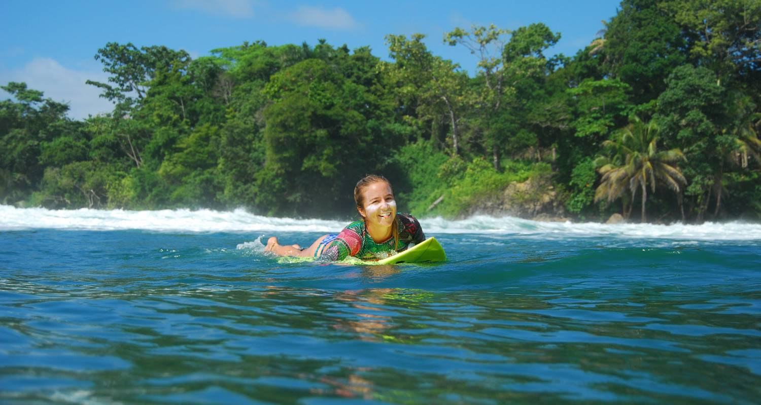 6 Days Bocas Surf Camps Lessons by Selina Surf Club - Selina