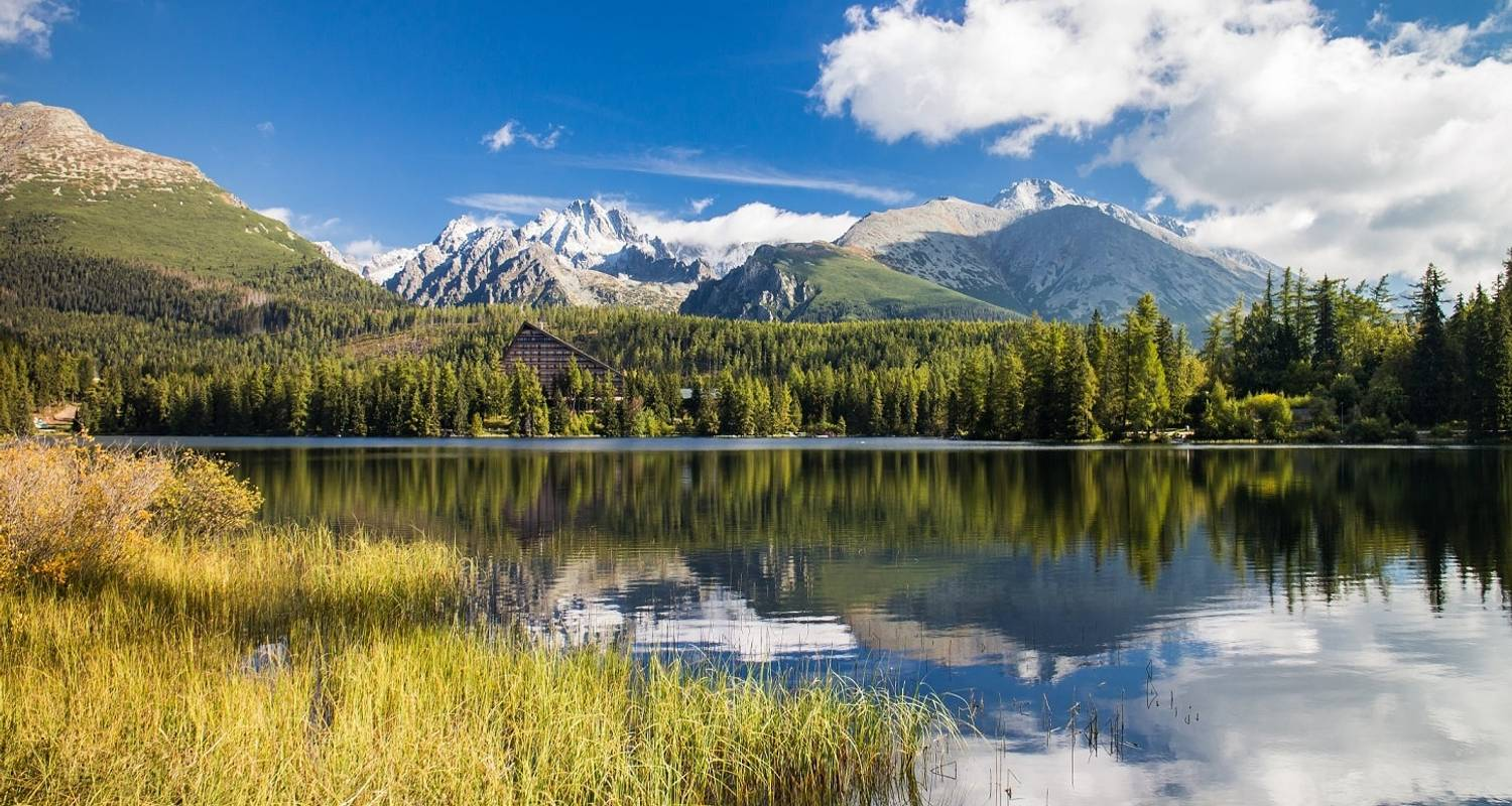 Weekend Hiking Trip In Tatra Mountains By Slovakation With