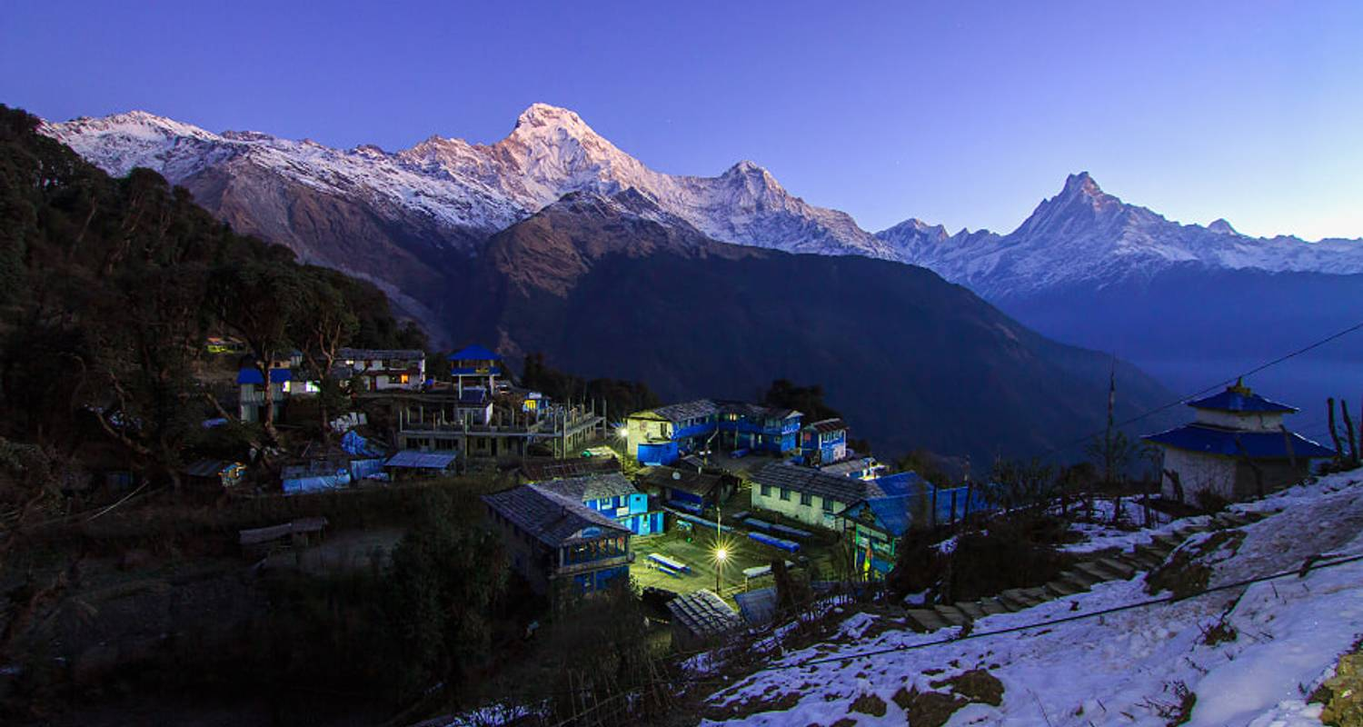 Ghorepani Poon Hill Trek - Peregrine Treks and Expedition Pvt Ltd
