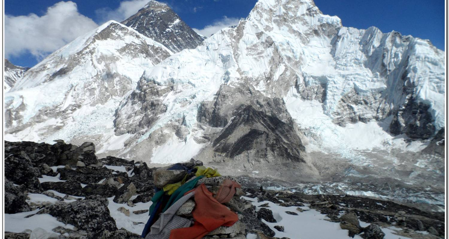 Everest Base Camp and Kala Patthar Trek - Peregrine Treks and Expedition Pvt Ltd