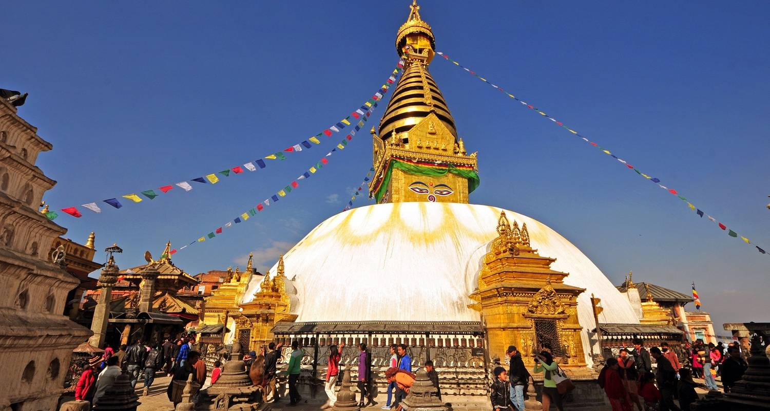 Golden Triangle Tour with Nepal - World Travel Experiences