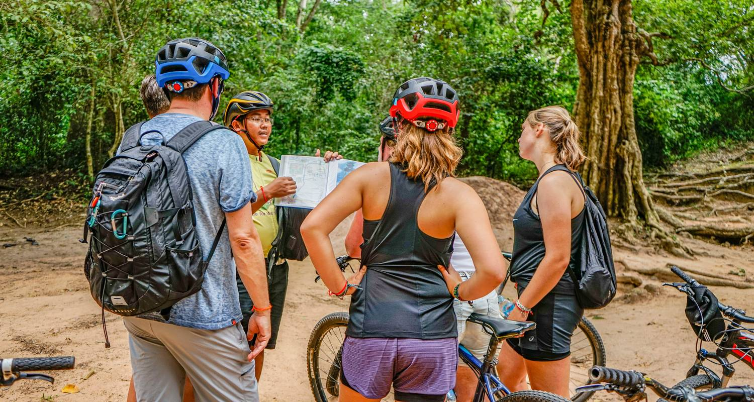 3 Days - Angkor Discovery by Bicycle - Siem Reaper