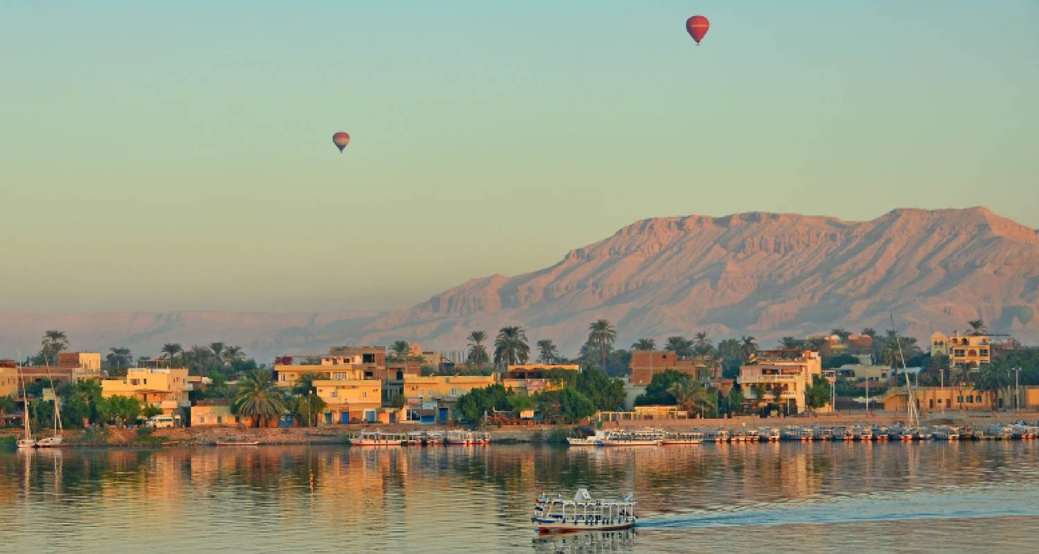 Egypt Nile Cruise 8 Days 7 Nights Tour Package - Your Egypt Tours