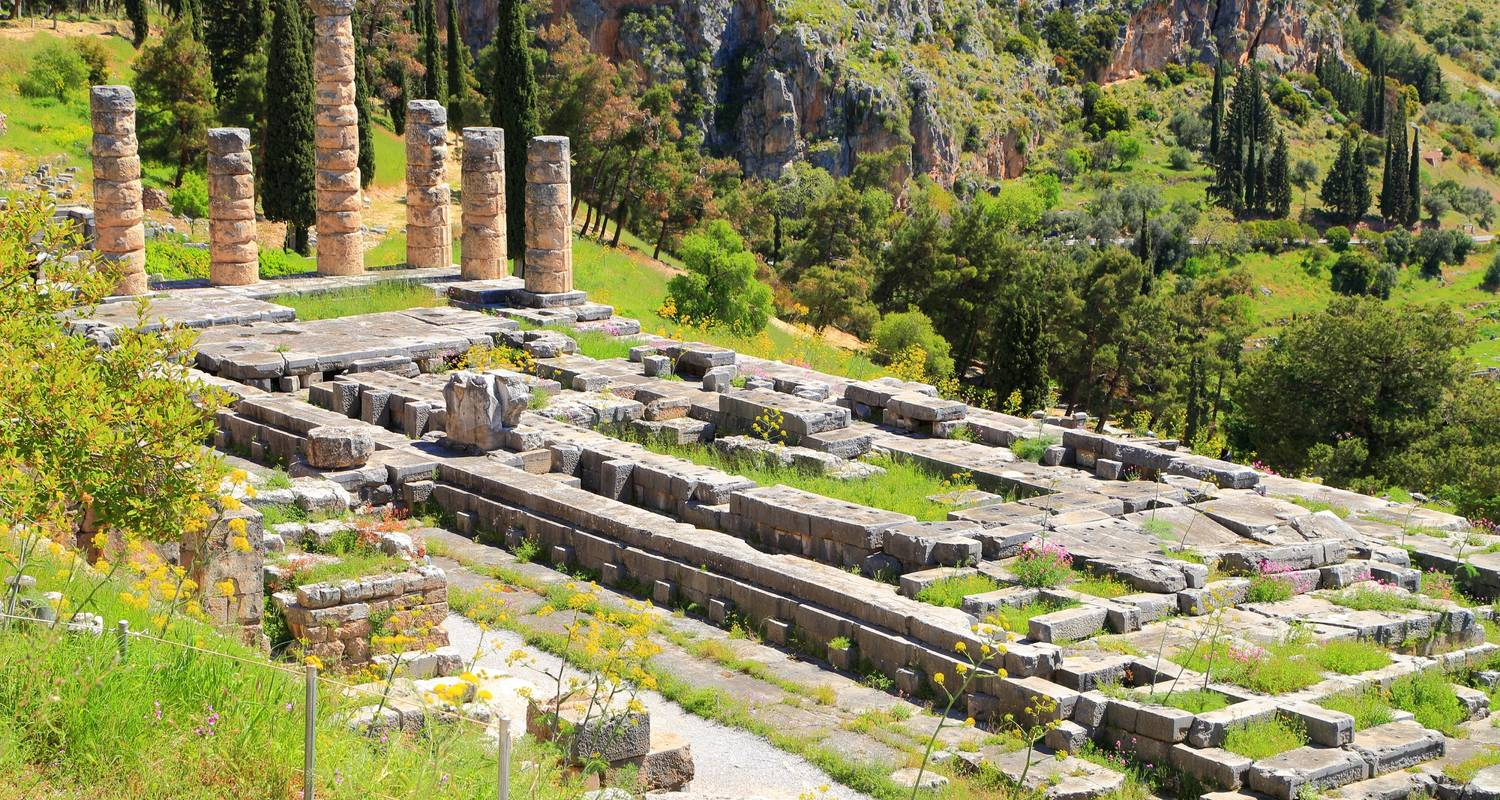 Three Days Classical Tour from Athens: Epidaurus, Mycenae, Olympia, Delphi - Key Tours