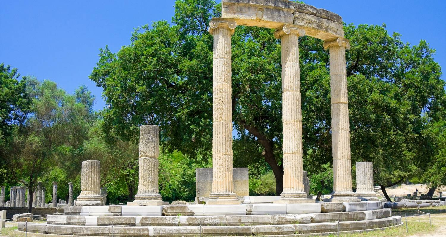 Monday's Special: Another View of 4-day Classical tour of Greece - Key Tours