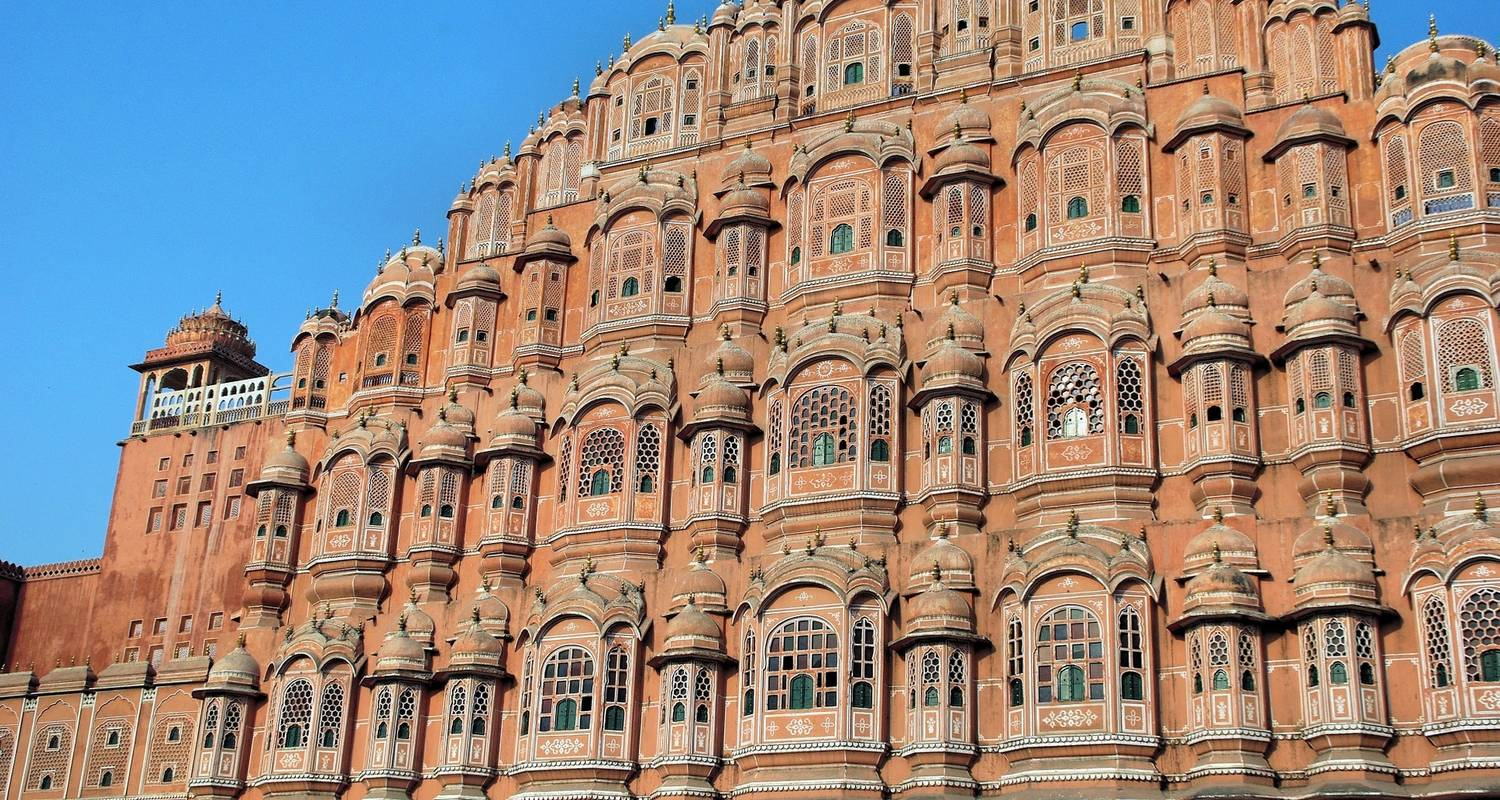 13 Days in Colourful Rajasthan with Taj Mahal - Colourful Indian Holidays