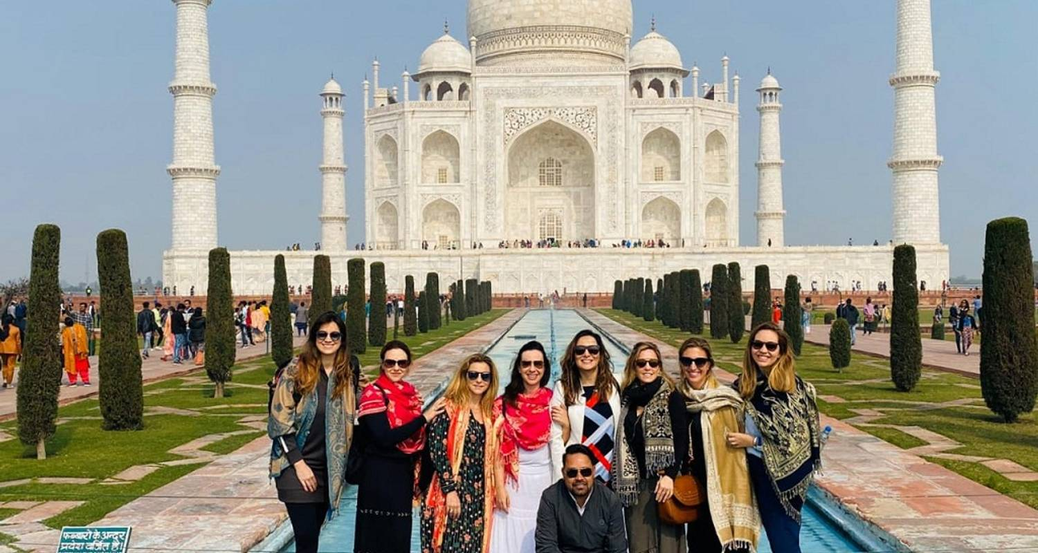 5 Days Delhi,Agra and Jaipur Private Tour - Raj Tour & Travel