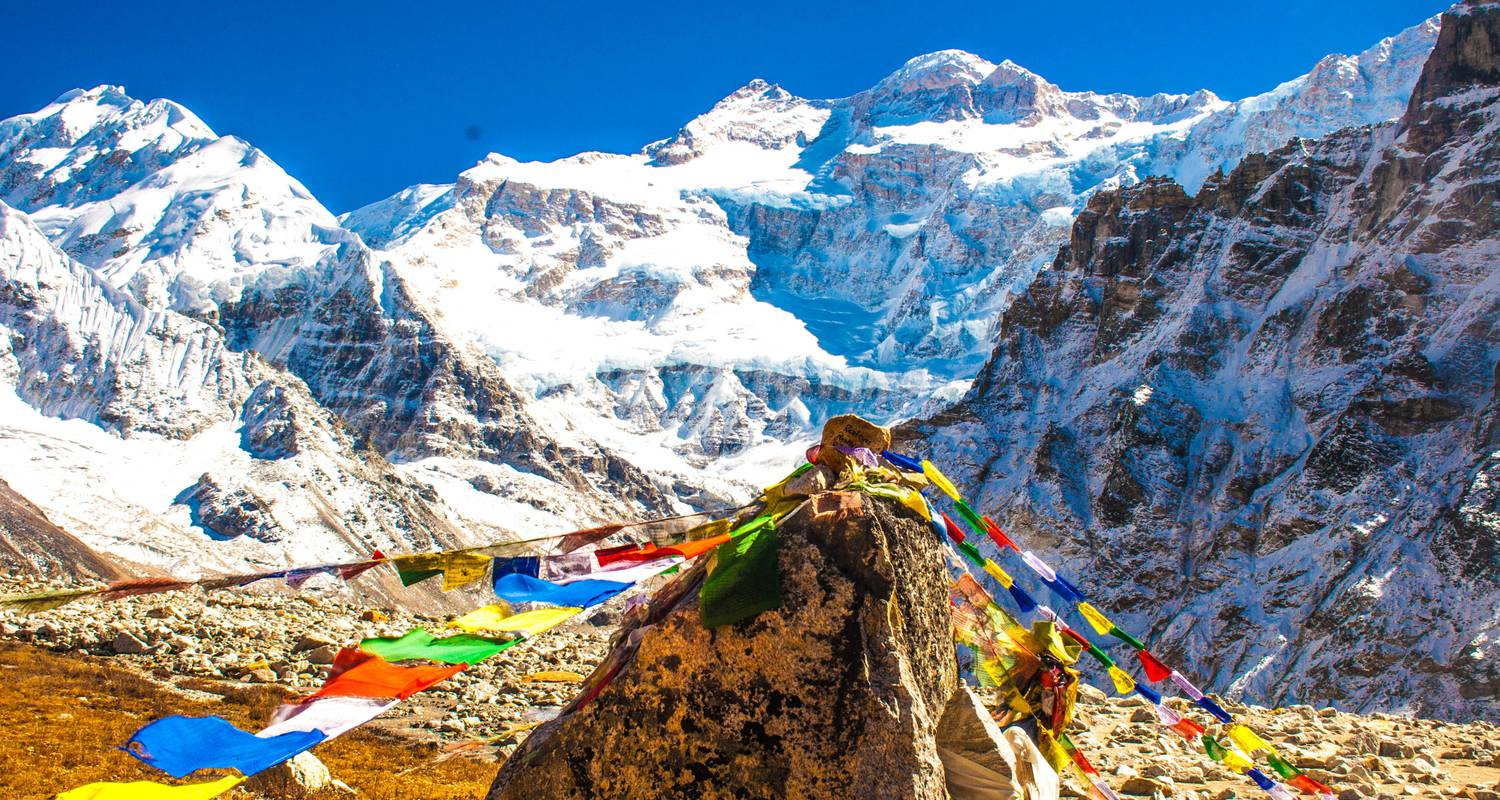 Kanchenjunga Circuit  Trek - Mount Adventure Holidays Pvt.Ltd