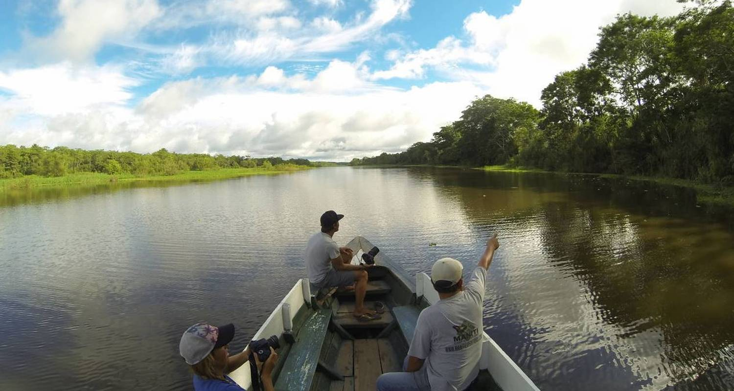11-Day  All Inclusive Pacaya Samiria Reserve Tour - Maniti Expeditions