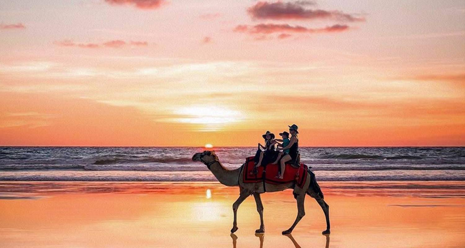 Perth to Broome Overland - Adventure Tours Australia