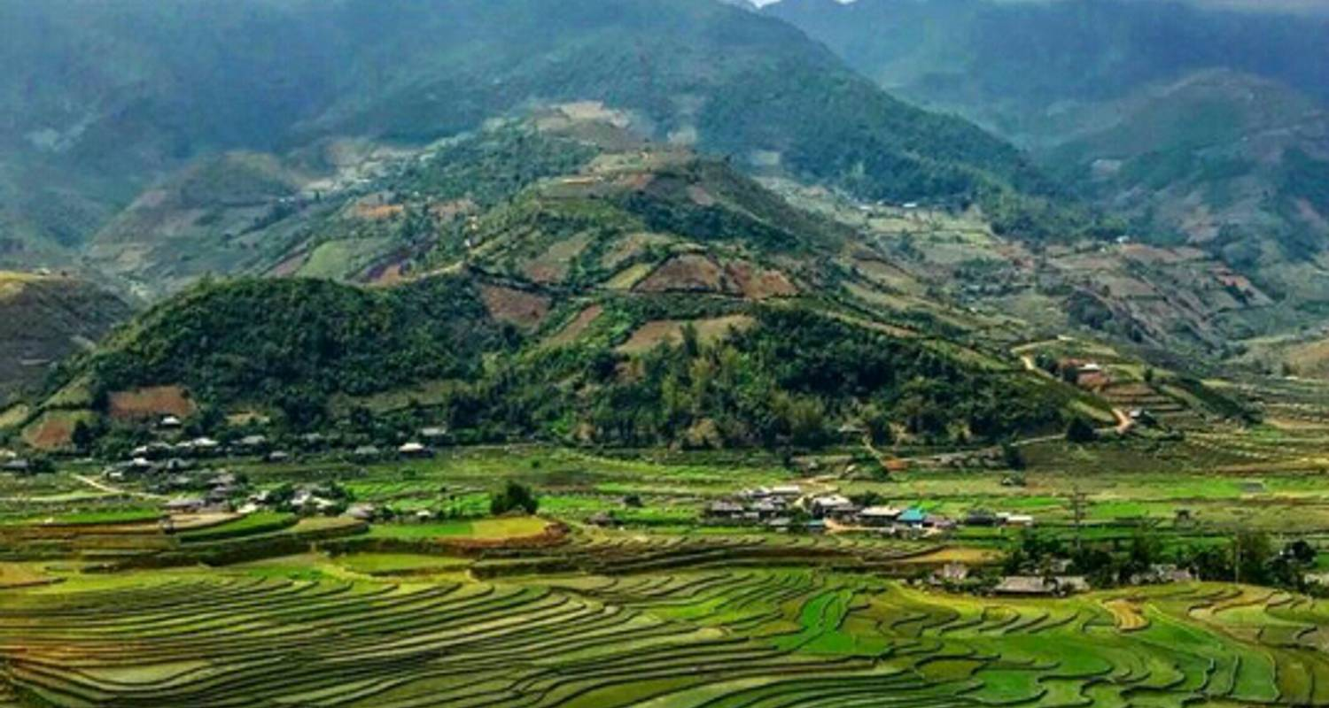 Hard Trekking Mu Cang Chai Tour 4Day - Zonitrip- Adventure Vietnam Tours