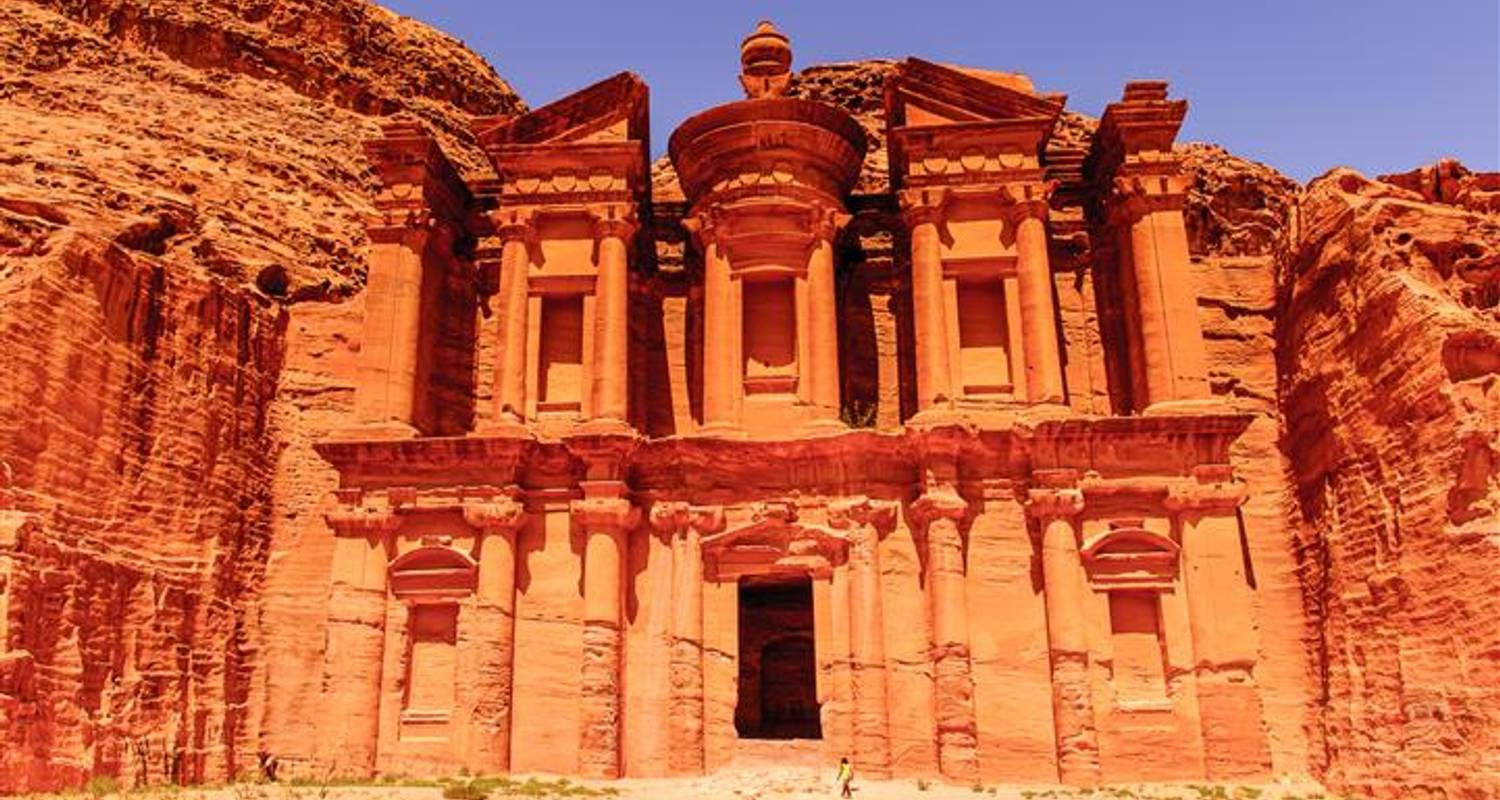 Discover Petra from Amman 3 days - Booking Tours
