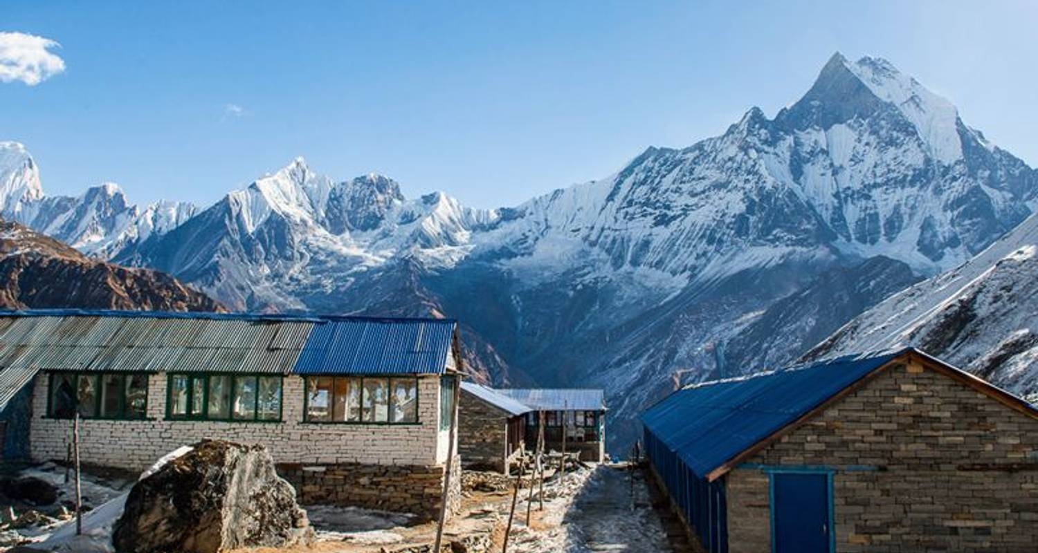 Rapid Annapurna Base Camp Trek - Himalayan Adventure Treks & Tours