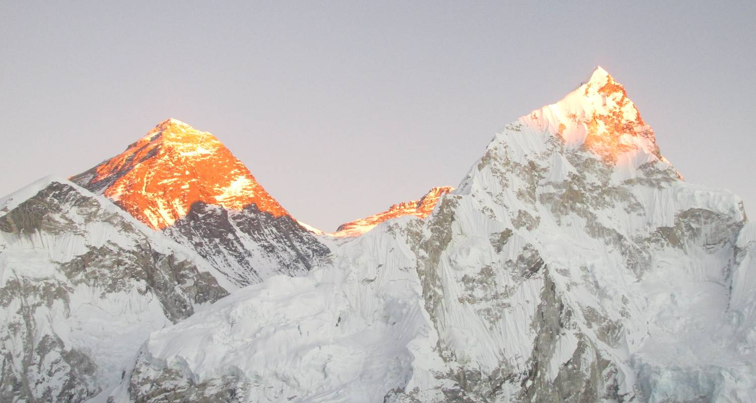 Everest Base Camp Trek - Incredible Treks Private Limited