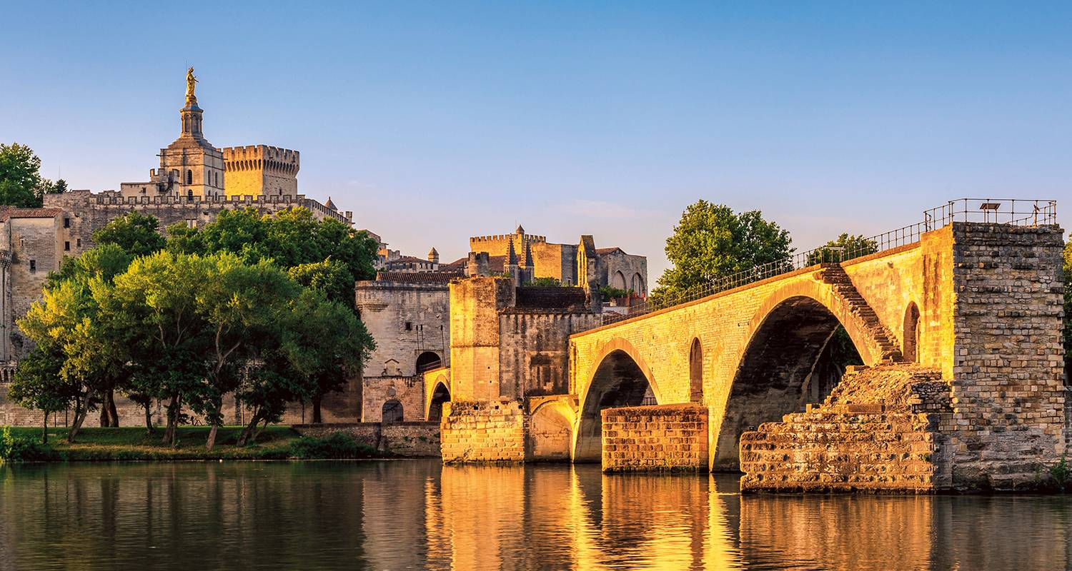 Gems of the Seine & Spectacular South of France - Scenic Luxury Cruises & Tours