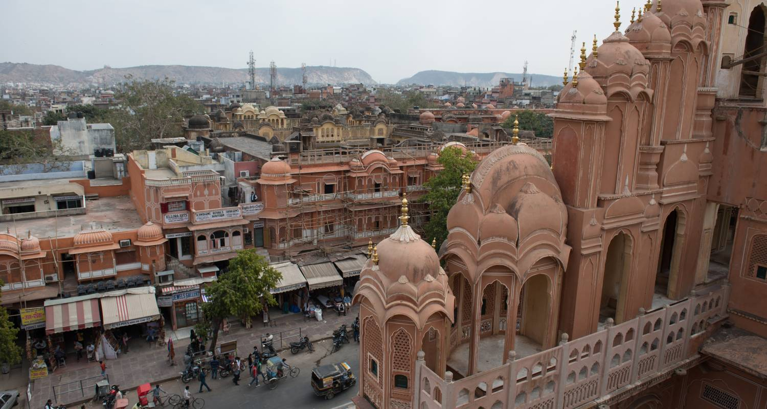 The famous Incredible Golden Triangle Tour of India  - World Travel Experiences