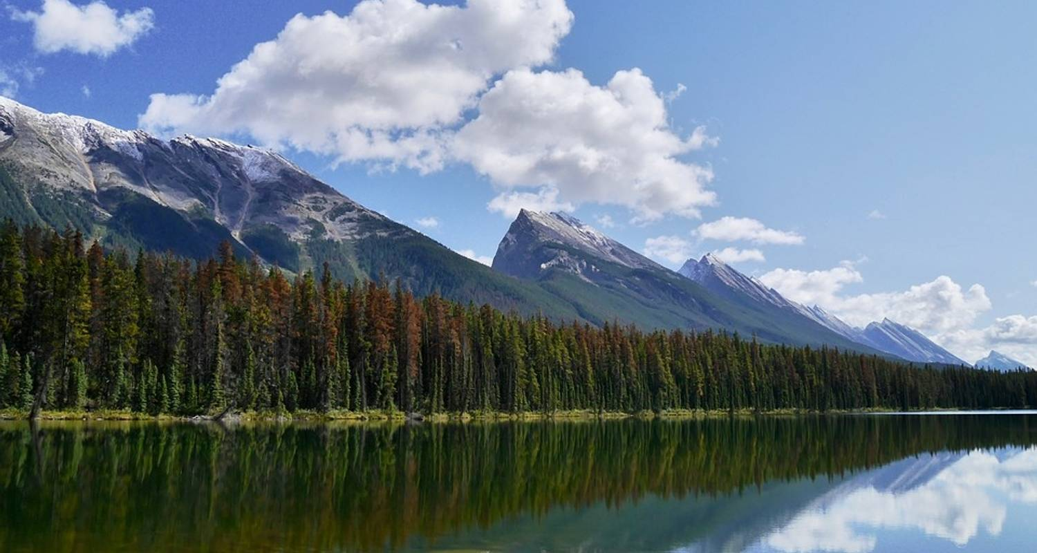 Spirit of the Rockies with Alaska Cruise - Globus