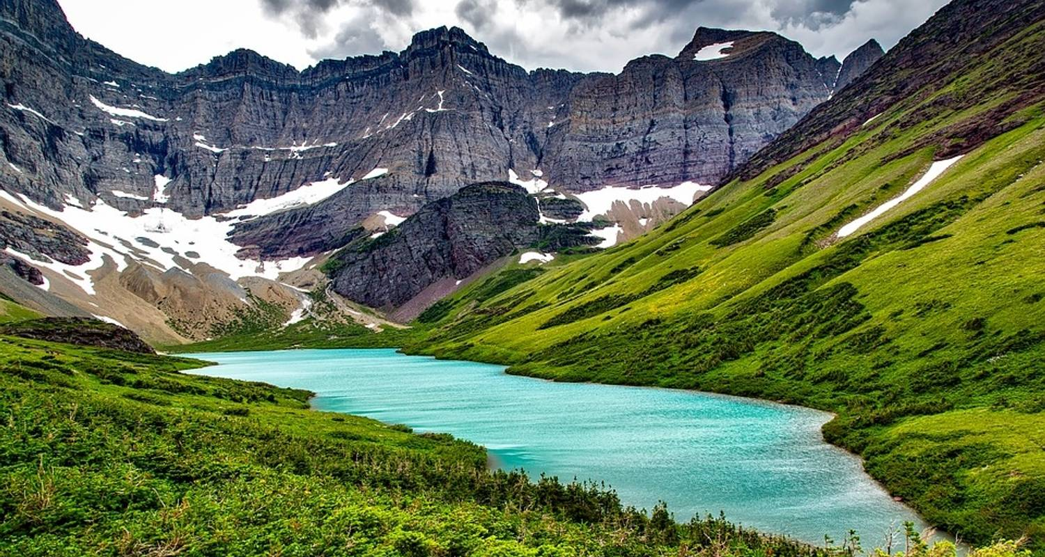 Discover Glacier National Park, Hells Canyon & Washington Wine Country with Alaska Cruise - Globus