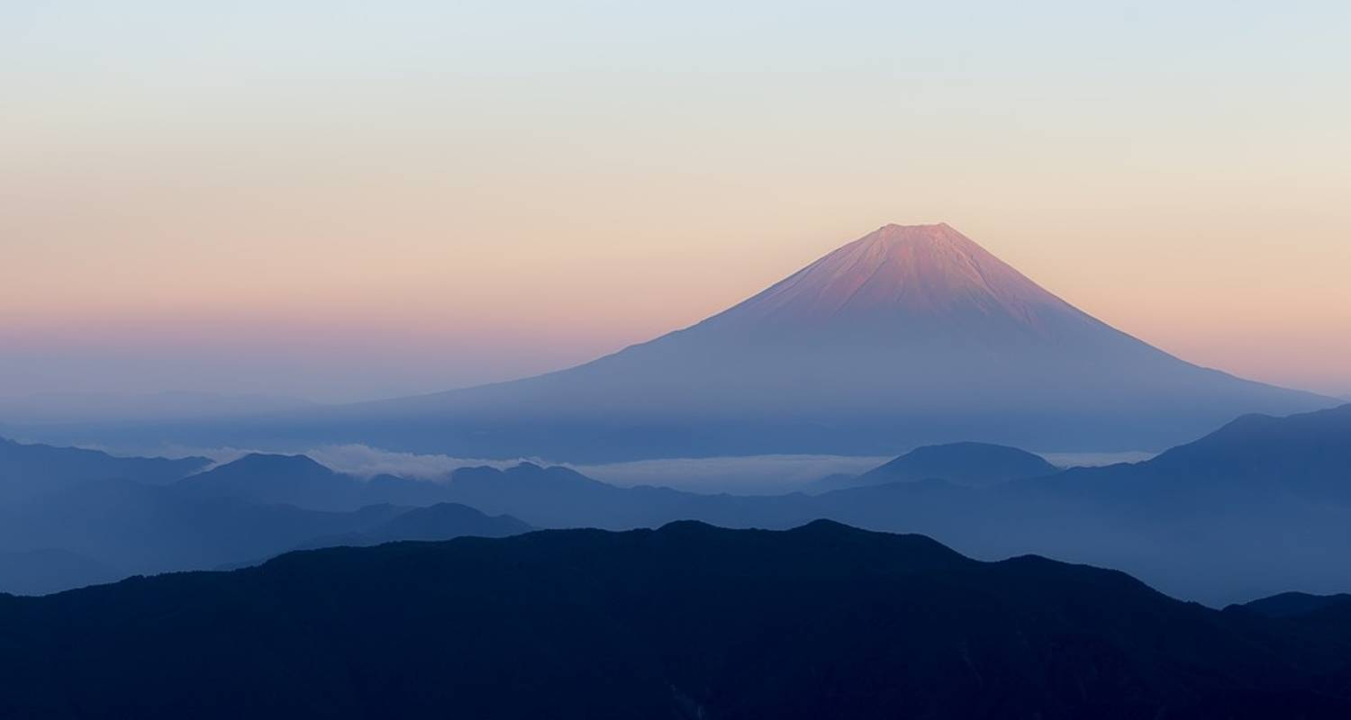 Discover Japan & Hike Mt Fuji - G Adventures