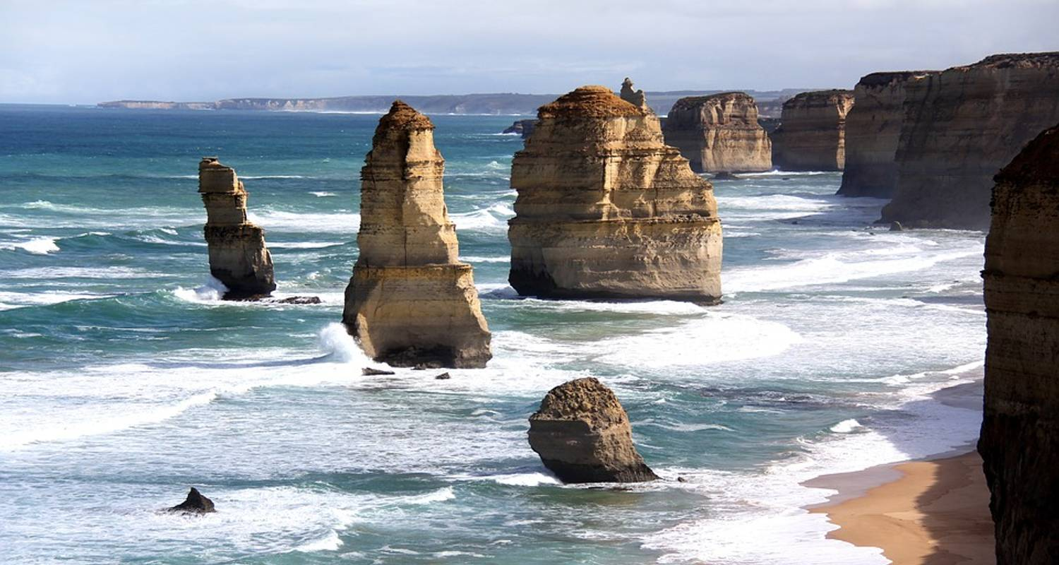 Great Ocean Road East: Adelaide to Melbourne - G Adventures