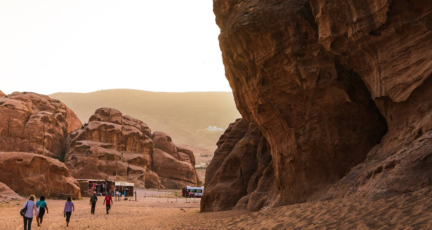 Explore Jordan - Intrepid Travel