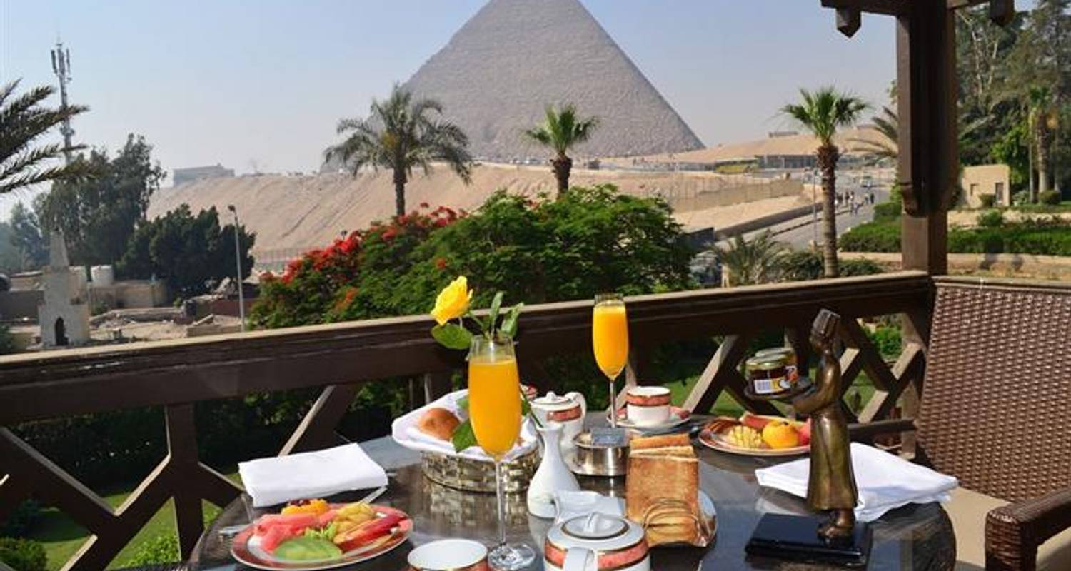 Pharaohs & Pyramids  (With Marriott Mena House Experience) - Vacations to go travel