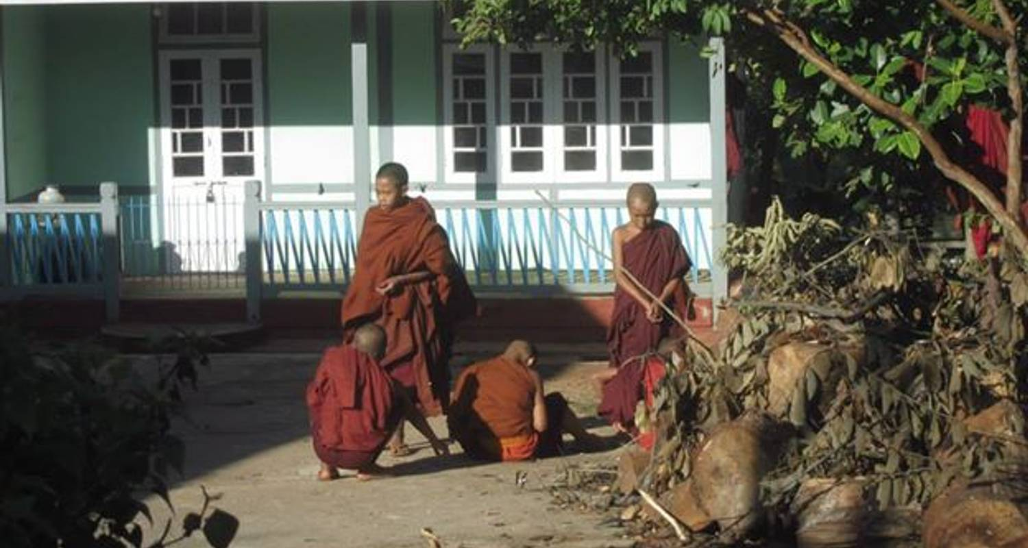 Myanmar – Off the Tourist Trail - Undiscovered Destinations