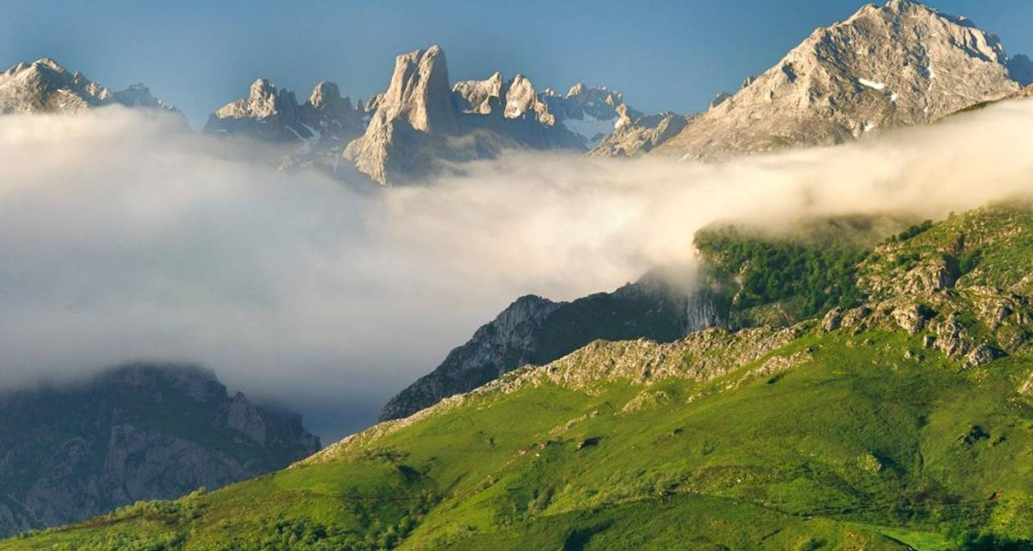 Asturias & Picos D'Europa Hiking - Caspin Journeys