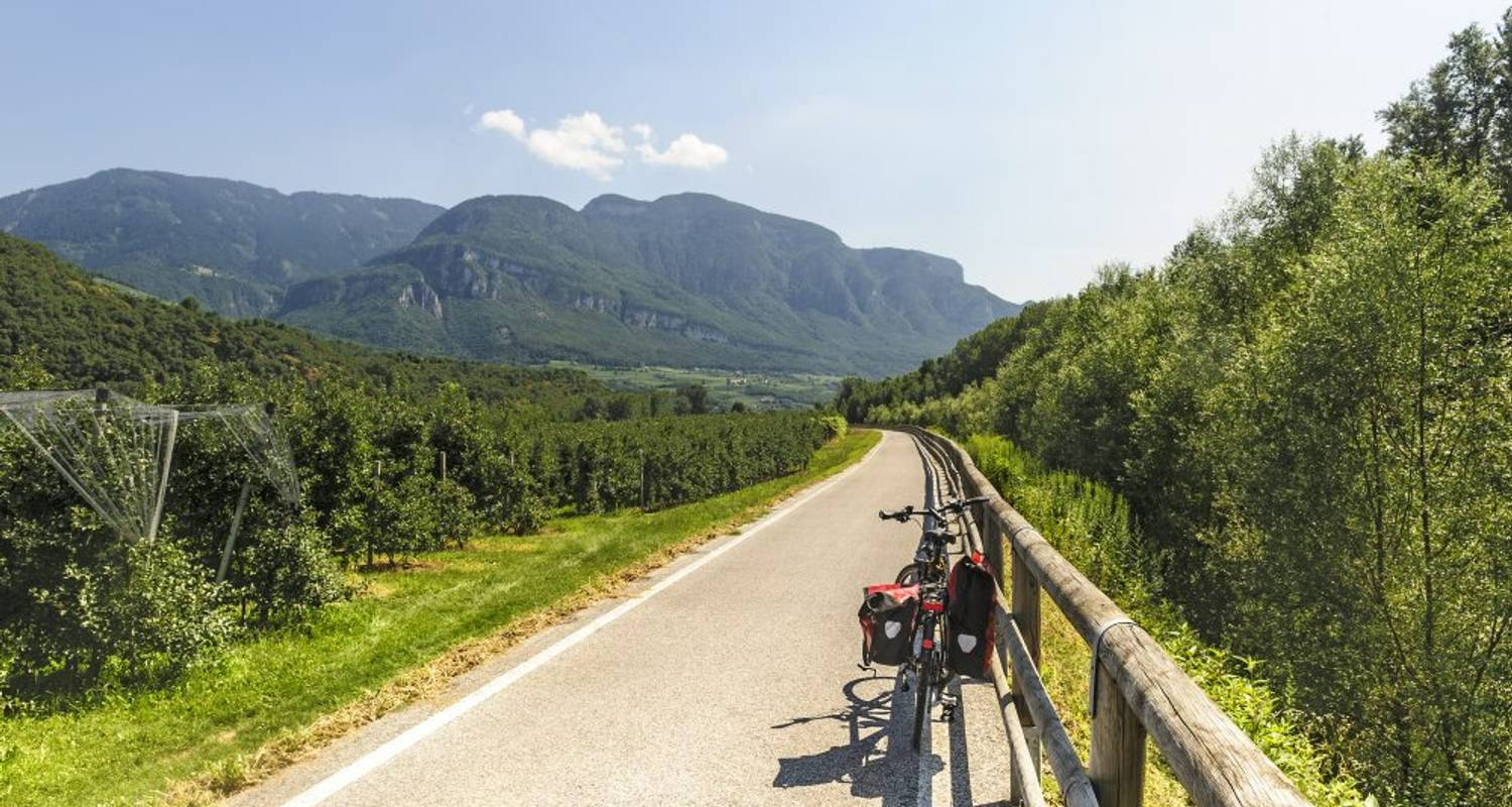 Self-Guided Dolomites to Lake Garda Ride - Explore!