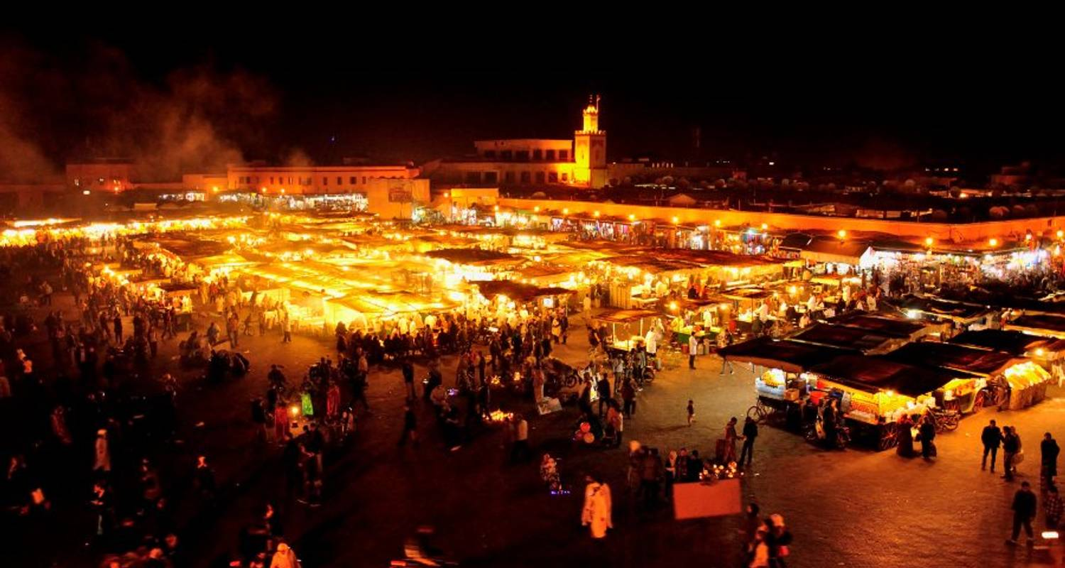 Grand tour of Morocco - Explore!