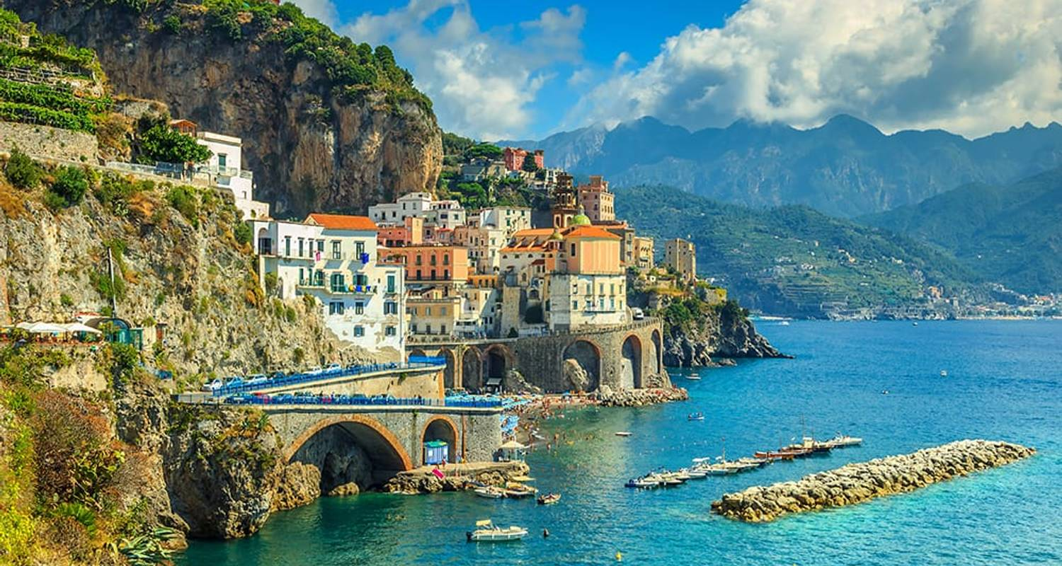 Amalfi Coast Walking - Explore!