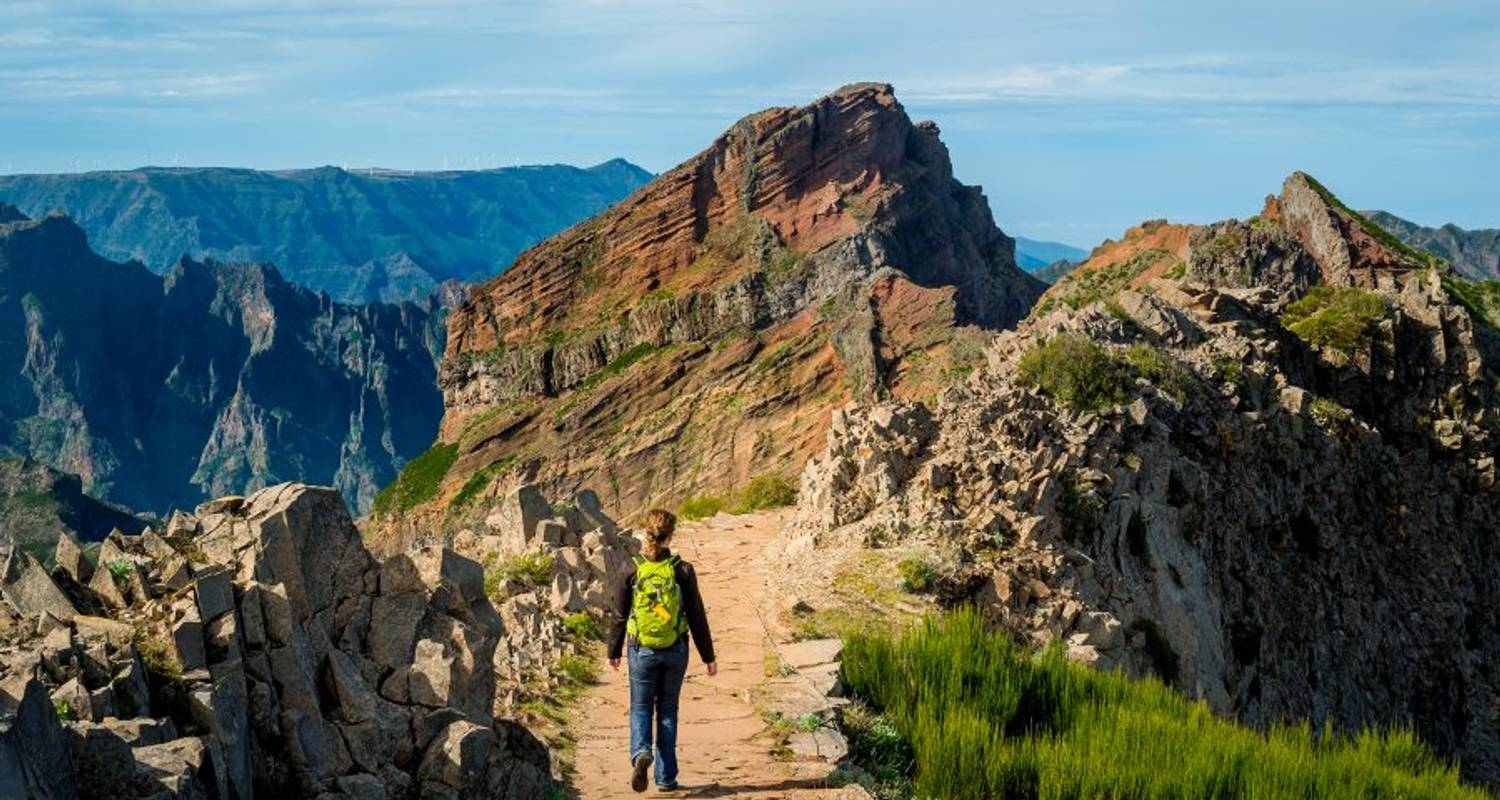Levada Trails of Madeira - Explore!