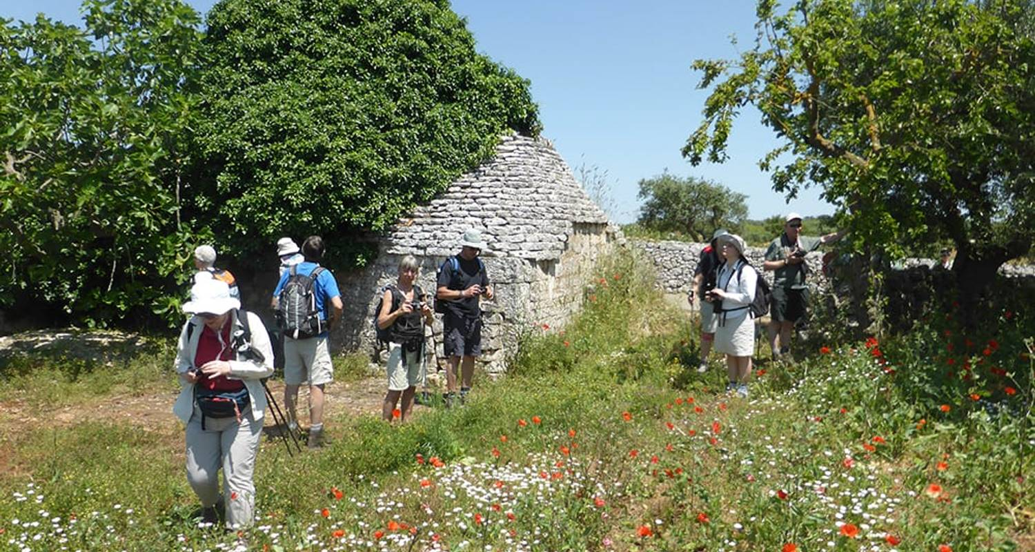 A Taste of Italy - Walking in Puglia - Explore!