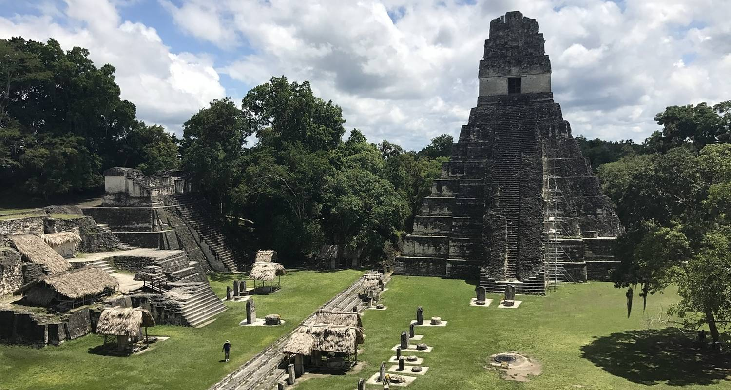 The Mayan Trail - 22 days - On The Go Tours