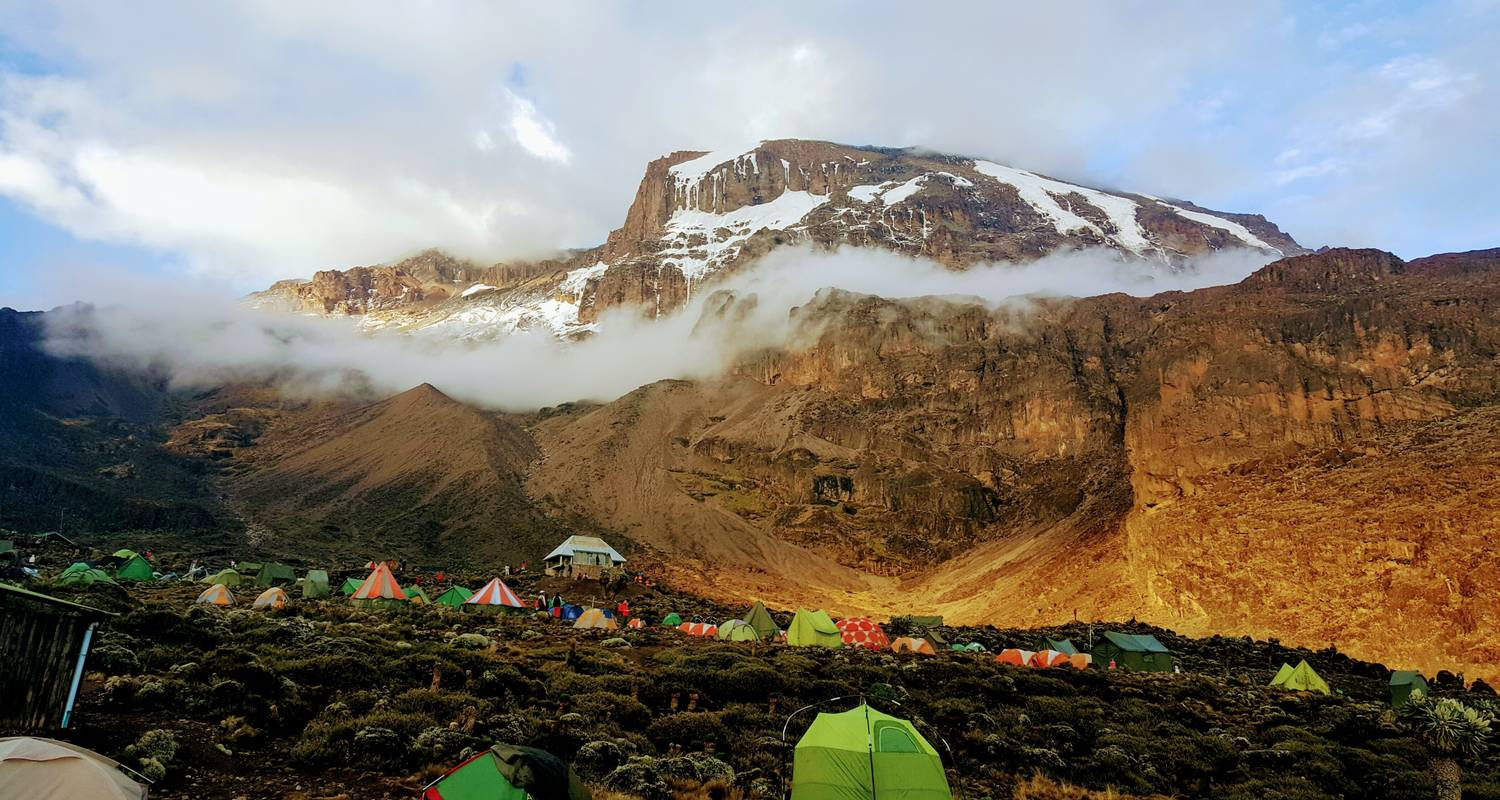 Kilimanjaro Climb Marangu route 5 days - Kilimanjaro Wonders Expedition Safari