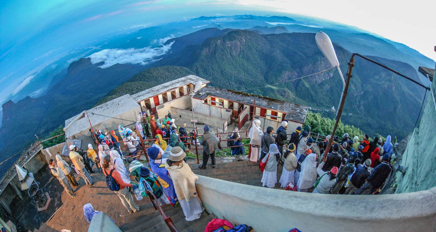 Sri Lanka:Adams Peak Trek & Extreme Adv - BH Sri Lanka Tours