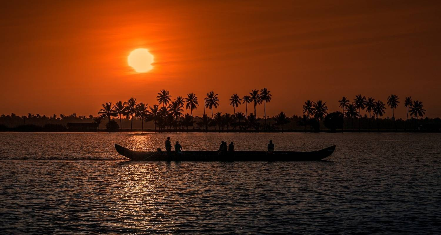 6 Days Kerala Tour - Best Recommended - Colourful Indian Holidays