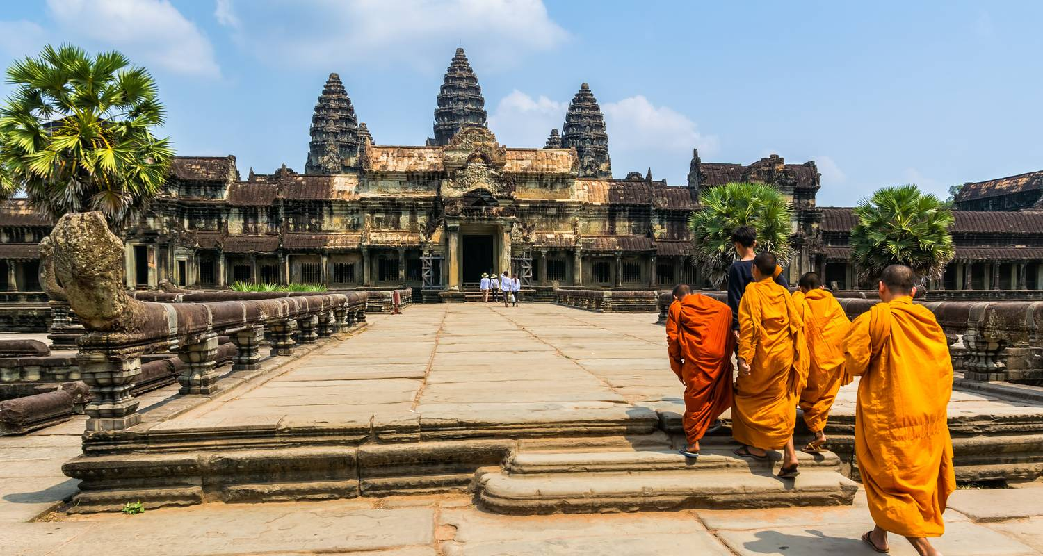 Luxury Mekong & Temple Discovery Cruise 2019/2020 - Scenic Luxury Cruises & Tours